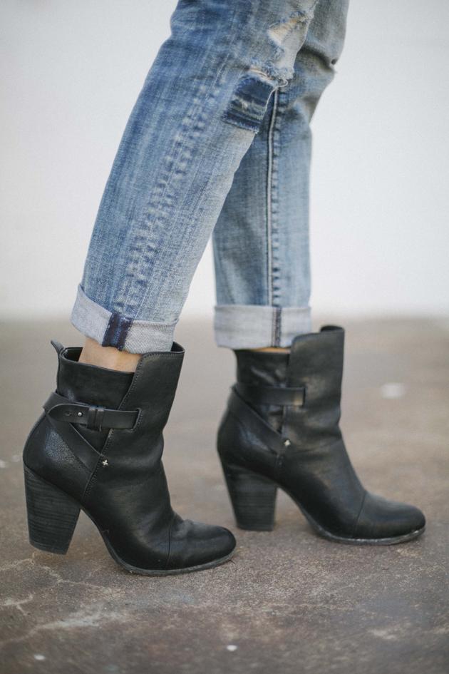 Rag & Bone Kinney Boots