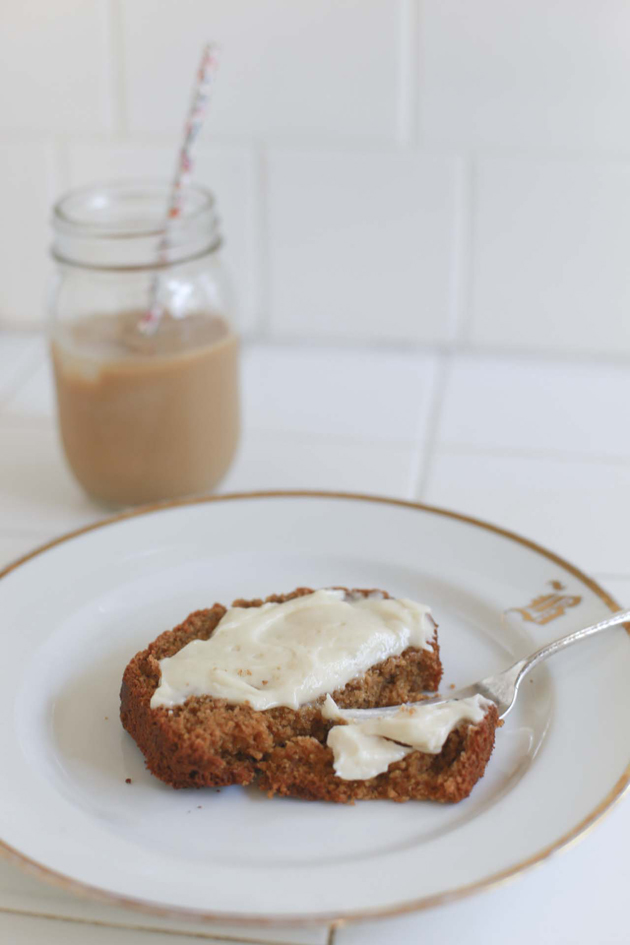 Pumpkin Bread Afternoon Sweet