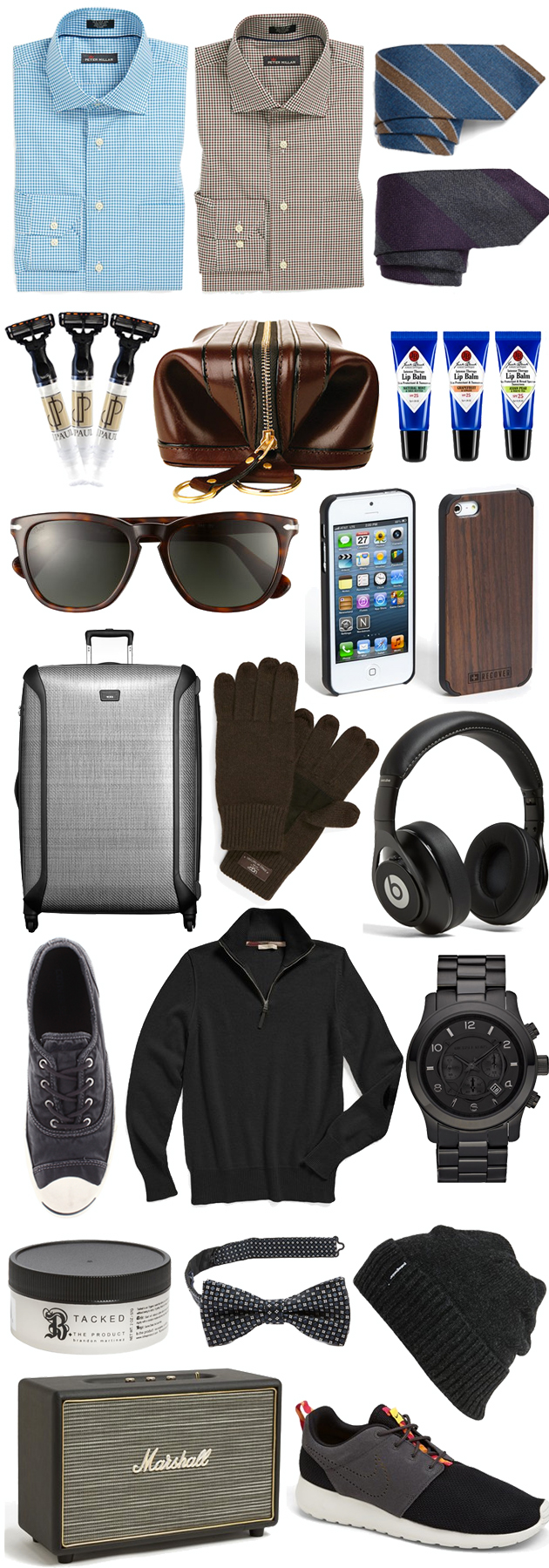 Gift guide for him for Gifts for men friends