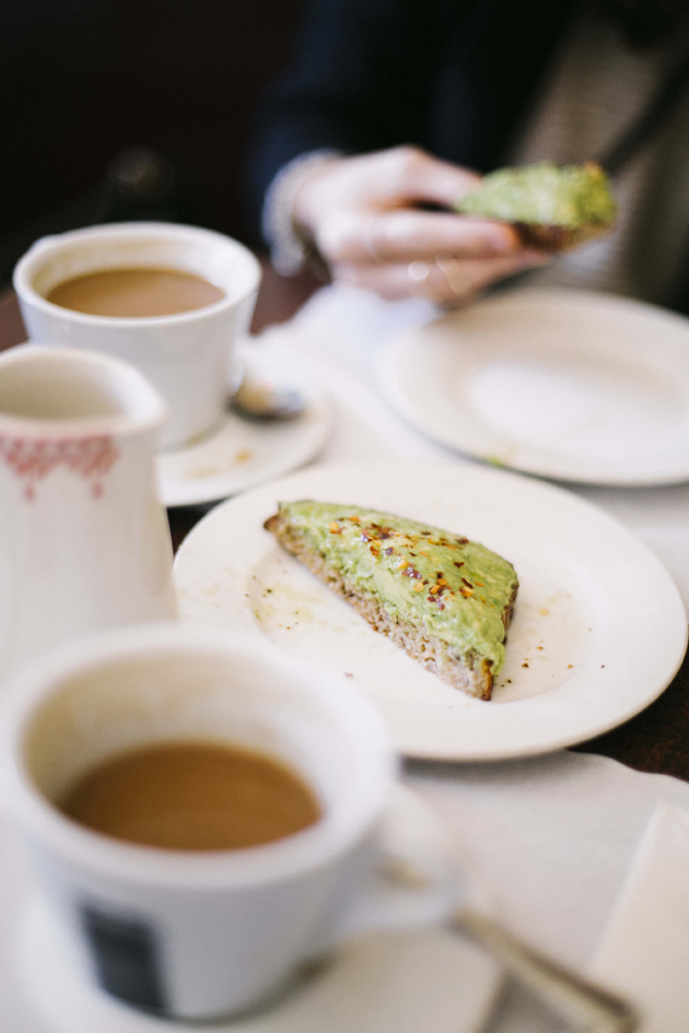 NYFW Coffee Break