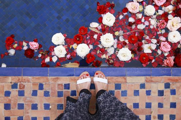 March in Marrakech