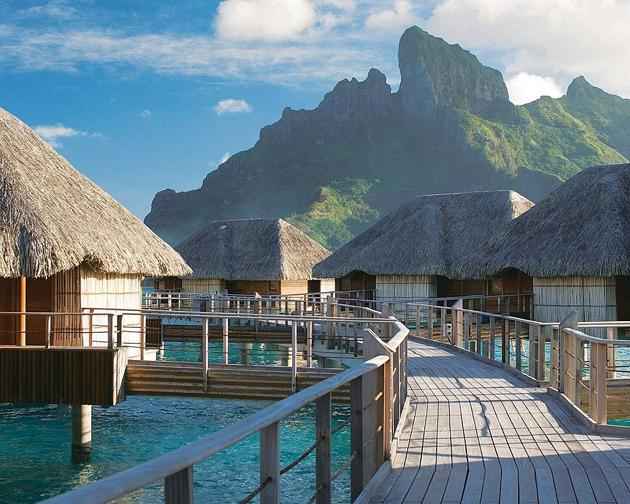 Travel Bug Tuesday Bora Bora