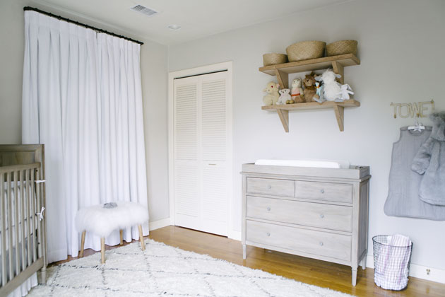 Pin Ita Sheepskin Rug From Elks And Angels Adds An Extra Soft Touch To The Crib